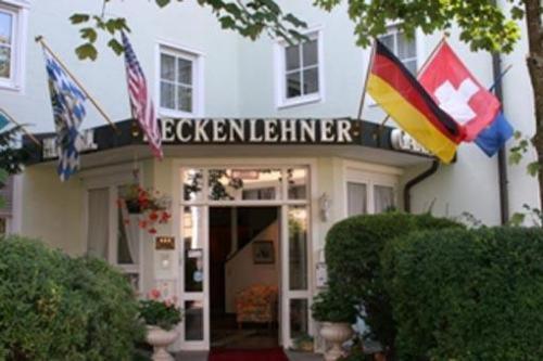 Hotel Demas Garni  Munchen Unterhaching Hauptstrabe