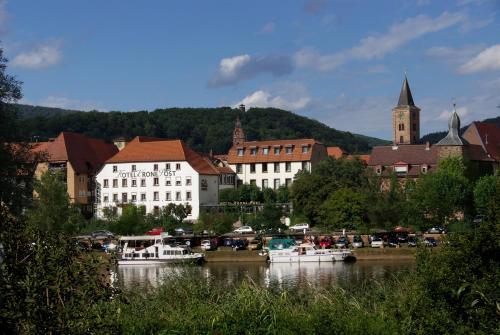 Hotel Post Krone Eberbach