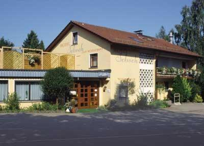 Hotel Pension Waldblick Mainhardt