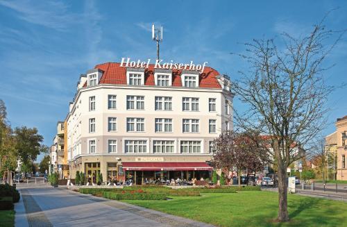 Hotel Kaiserhof Bad Saarow